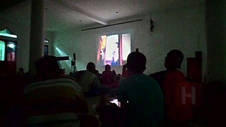 film islami mancanegara pahami sejarah santri di samarinda nobar film g30s pki