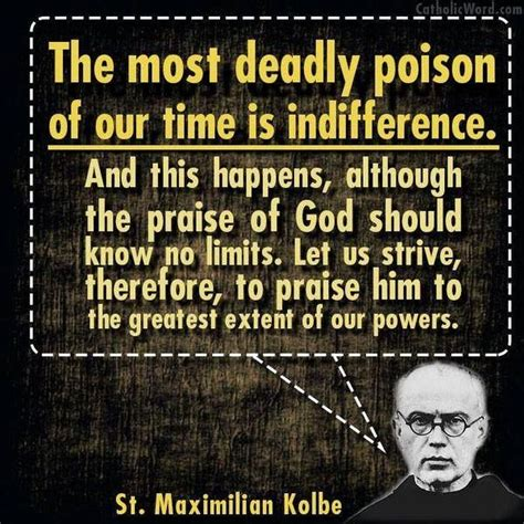 st quote maximilian kolbe quotes quotesgram