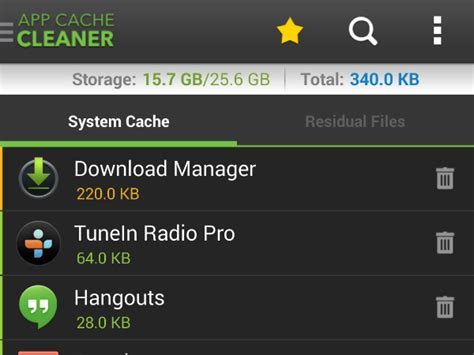 clean sweep for android insufficient storage available is one of android s greatest annoyances here s how to fix it