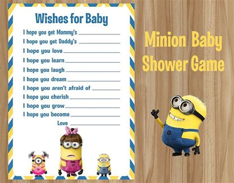Minions Baby Shower by 1000 Ideas About Minion Baby Shower On Minion