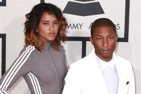 5 things about pharrells wife helen lasichanh you never pharrell williams and wife welcome triplets