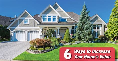 ways to increase home value 6 ways to increase your home s value window genie blog