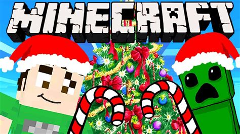 minecraft christmas festivities mod youtube