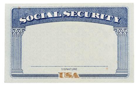 printable social security card fiancee visa in san antonio tx salmon and haas