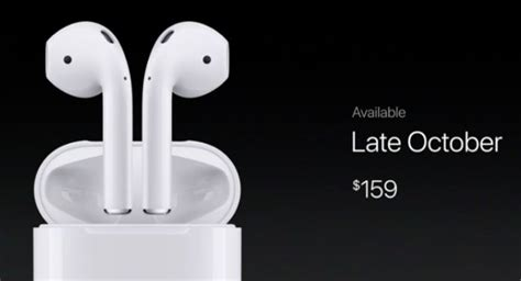 Apple Airpod Airpods Iphone 7 7 Plus Wireless Earphone Oem Ready apple s launches its truely wireless airpods