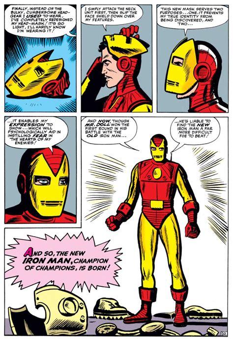superior moments iron man armor history