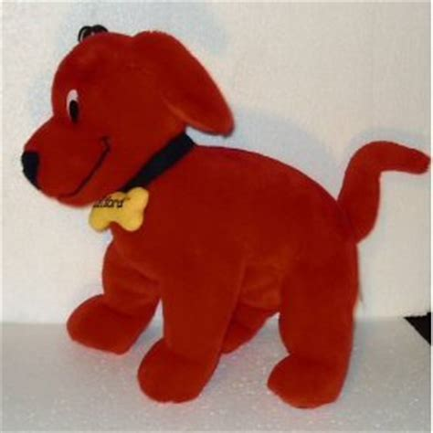 clifford the big toys clifford the big large plush 15 quot doll toys