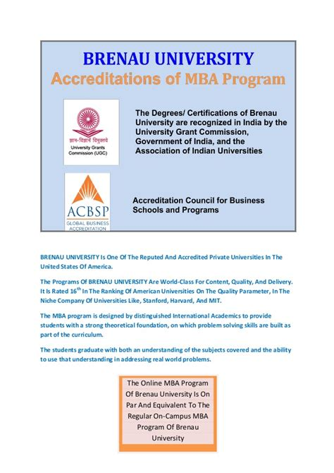 Brenau Mba Accreditation by Pg Diploma In Project Management Rimsr Brenau