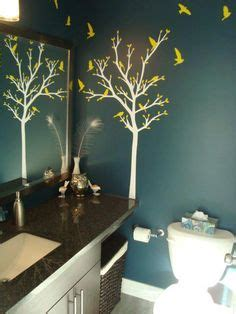 tree themed bathroom statue of nature shower curtain effort to bring nature