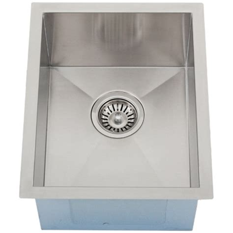ticor stainless steel sinks ticor s3620 undermount 16 stainless steel kitchen