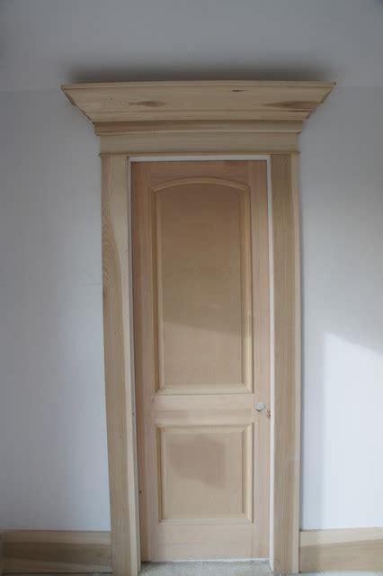 Interior Door Molding by 2 Panel Arch Top Raised Bolection Molding Interior Doors Vancouver By Doorex