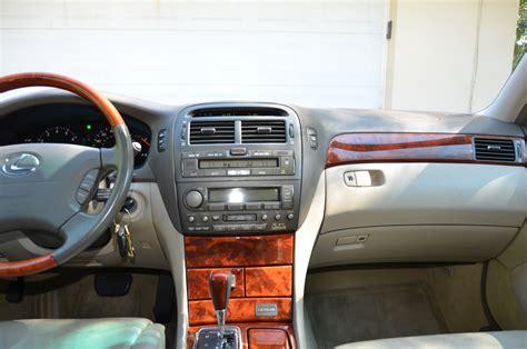 2002 lexus 430 interior pictures cargurus