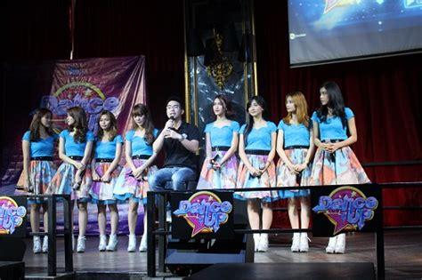 tutorial dance cherrybelle cherrybelle ceriakan acara peluncuran game mobile dance up