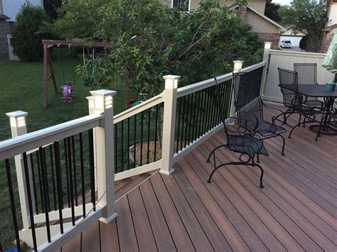 standard deck more sub standard decks decks fencing contractor talk