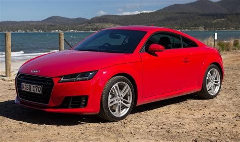 Audi Tt Coupe 2015 by 2015 Audi Tt Coupe Review Caradvice