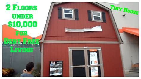 floor shed house  debt  living