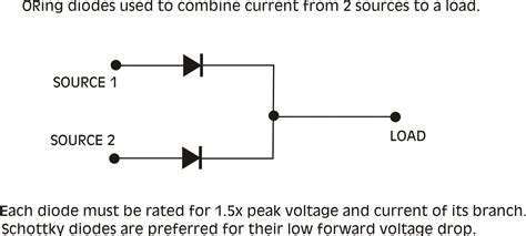 diode in parallel with current source need help with polarity protection in two supply system page 1