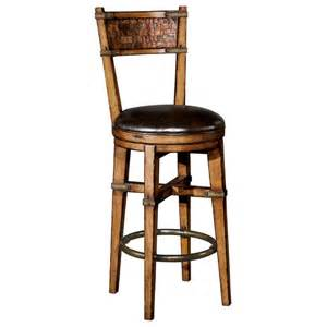 Rustic Bar Stools Swivel Rustic Dining Room Furniture Reclaimed Furniture Design