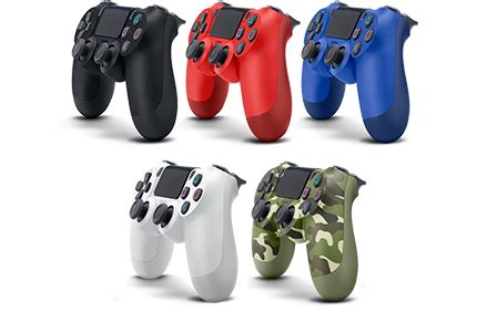 dualshock 4 colors sony playstation dualshock 4 controller wireless bluetooth