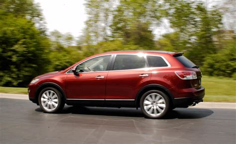 mazda car and driver 2008 mazda cx 9 awd car and driver upcomingcarshq com