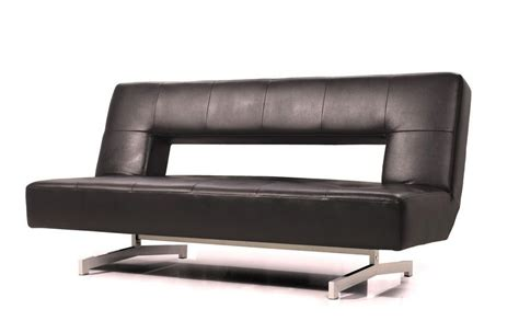 fold out espresso leatherette sofa bed oklahoma oklahoma v0926