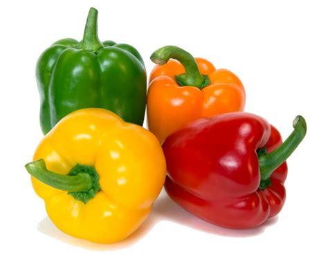 Paprika Kuning Sayur Sayuran Curah gambar berbagai macam sayur sayuran satu jam