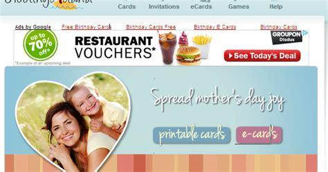 membuat kartu ucapan elektronik djoeblogger membuat kartu ucapan via internet e card