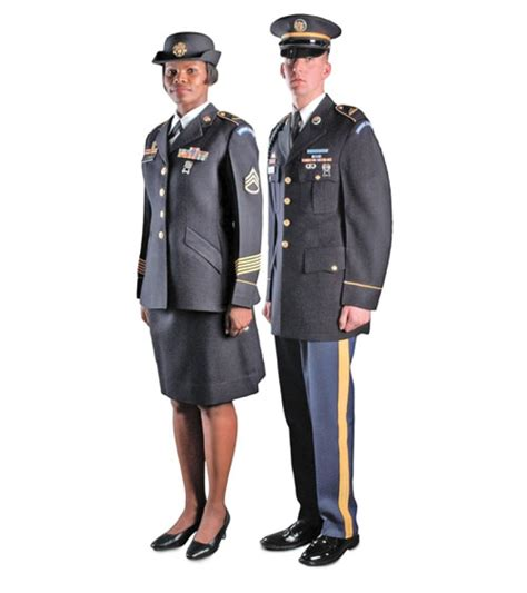 blue uniform army female dress blue uniform