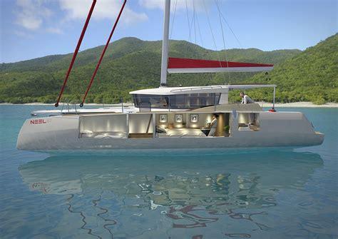 trimaran neel 47 neel 47 norpol yachting