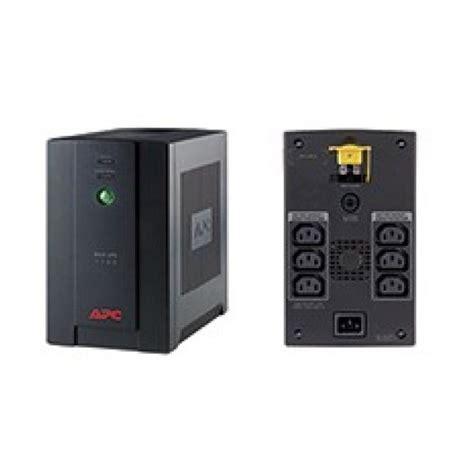 Ups Apc Bx 1100 apc back ups 660 watts 1100 va input 230v output 230v