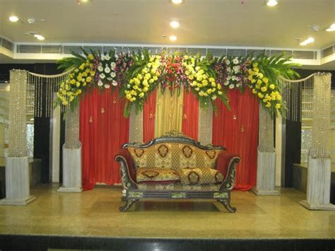 Bangalore Stage Decoration ? Design #388 wedding stage