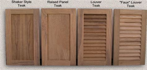 how to custom cabinet doors doors outdoor kitchen custom teak marine woodwork