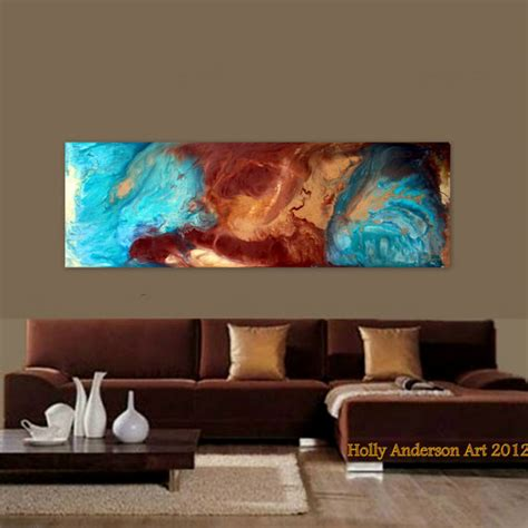 paintings in living room contemporary abstract for modern spaces quot bliss quot contemporary living room