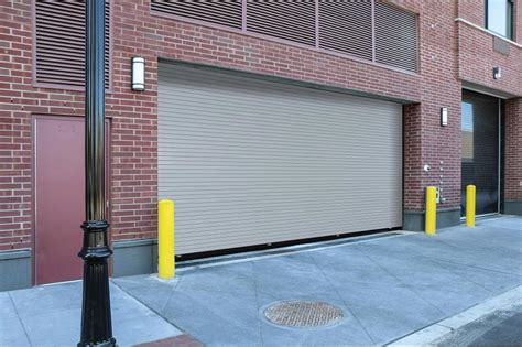 Rolling Overhead Door Heavy Duty Springless Service Doors 610s