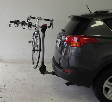 Bike Rack Toyota by 2015 Toyota Rav4 Yakima Ridgeback 4 Bike Rack 1 1 4 Quot And