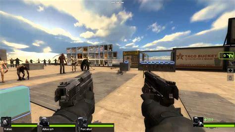 gun game mod alliedmodders l4d2 gun mod compilation featuring usable iron sight mods