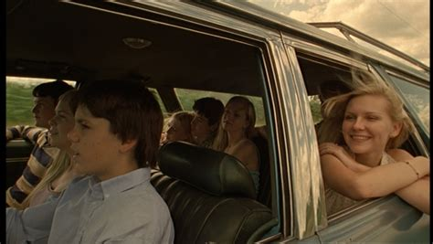 the virgin suicides cast boys lisbon girls the boys the virgin suicides photo
