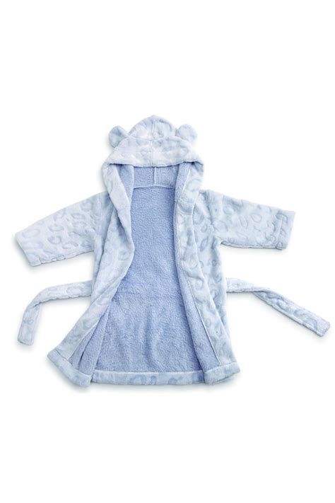 comfort plush demdaco comfort of plush baby robe from virginia by mary