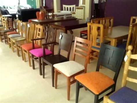 sillas mesas  taburetes  hosteleria ginetom youtube