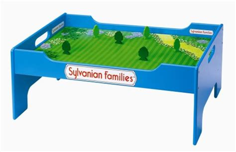calico critters play table sylvanian families play table and plays on