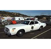 Dukes Of Hazzard Roscoe Coltrane Police Car 12 1 2012