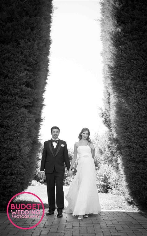 Budget Wedding Photography by St Kilda Botanical Gardens Budget Wedding Photography