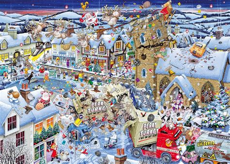 i love winter jigsaw puzzle mike jupp s i love series