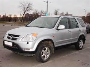 Honda Crv 2003 2003 Honda Cr V Pictures