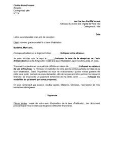 Lettre De Recours Pour Un Refus De Visa Court Séjour Exemple Lettre Recours Administratif