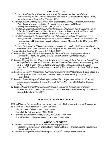 cv education template curriculum vitae curriculum vitae sle education