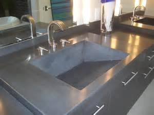 concrete countertops new age over 25 years of custom cabinets