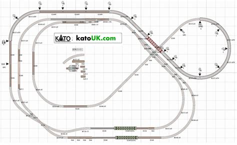 kato unitrack scenic local line track plan kato n scale track plans car interior design