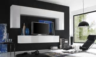 etagere tv mural modern italian wall unit va primo b va primo b 1 699