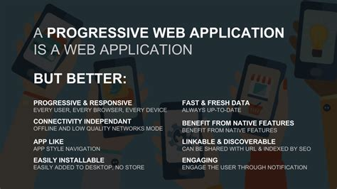 beginning progressive web app development creating a app experience on the web books a progressive web application with vue js webpack